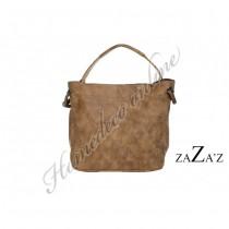 """Tas """"bag in bag"""" coffee 39x28 cm"""
