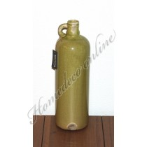 Bottle pitcher groen 9x30 cm